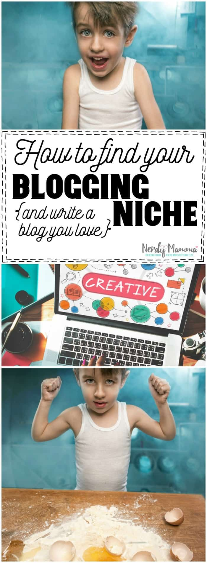 I love this advice for how to find your blog's niche! So simple, but so helpful...