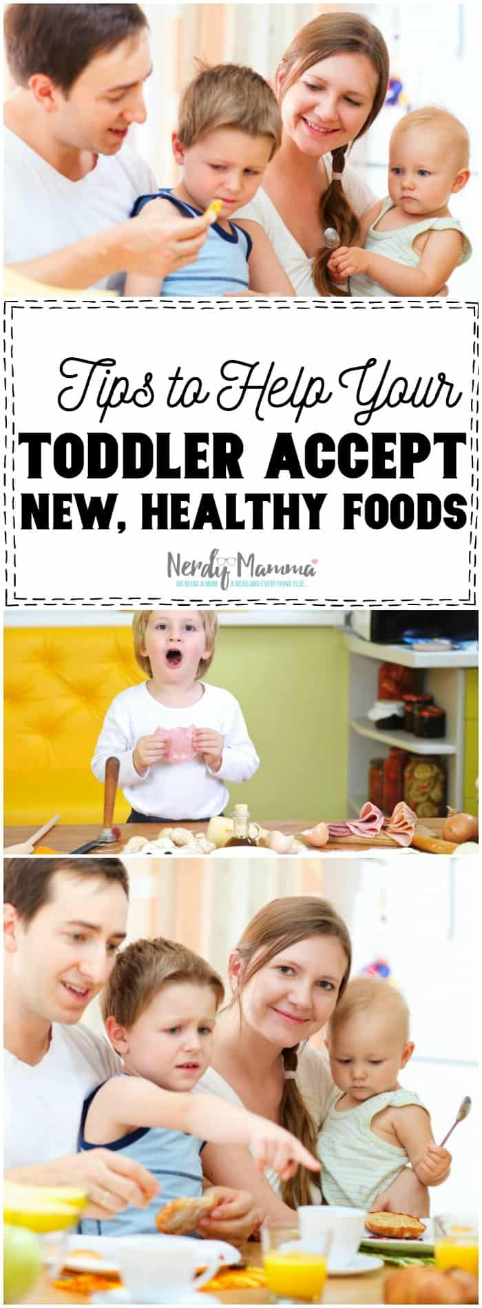 Oh, I just LOVE these tips for getting toddlers to eat new foods! I mean, I kind of knew I was getting frustrated...but now I have a plan. LOL!