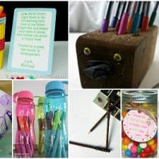 25 Teacher Gifts Your Kids Can Make (So You Don't Have To!)