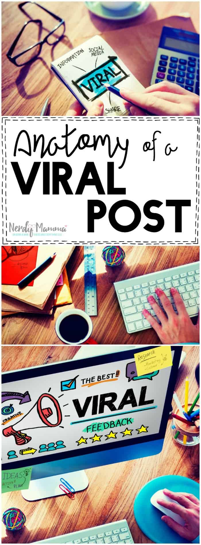 These tips on creating a viral post for your blog are so--simple. I really feel like I can write one now.