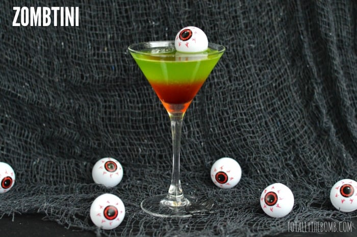 OMG! You have to check out these scary-awesome zombie recipes before your next Halloween party!