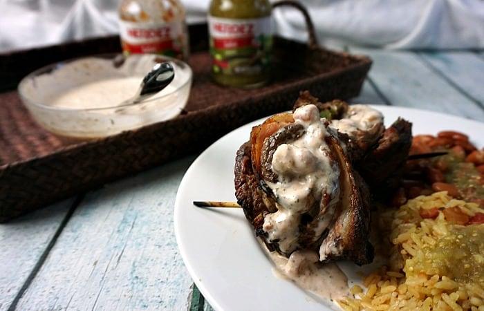 easy recipe for steak pinwheels fea