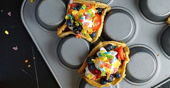 fun fruit after school snack for kids fb