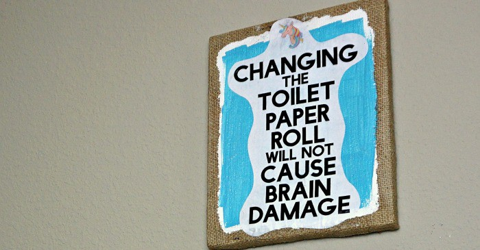 how to get your kids to change the toilet paper roll fb