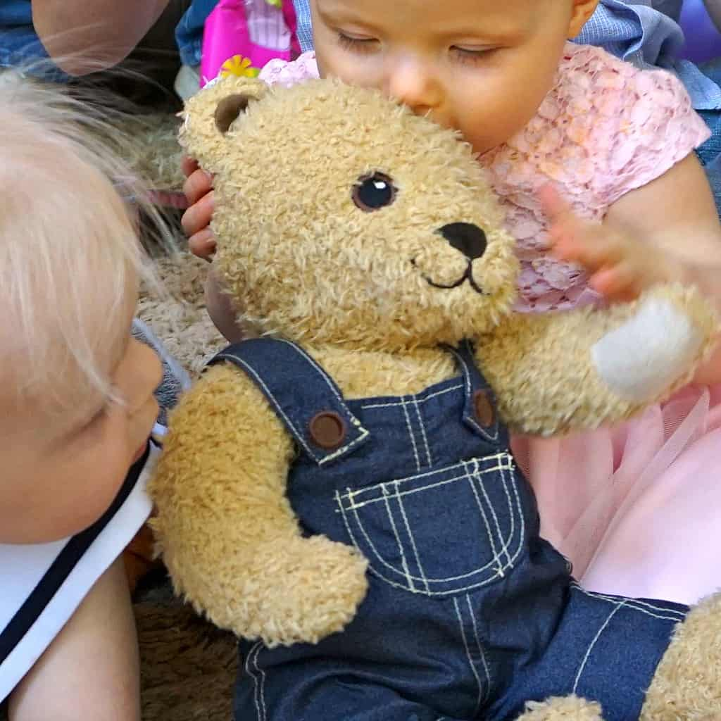 how to help children in the community fea