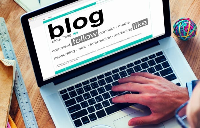 how to improve your blog fea