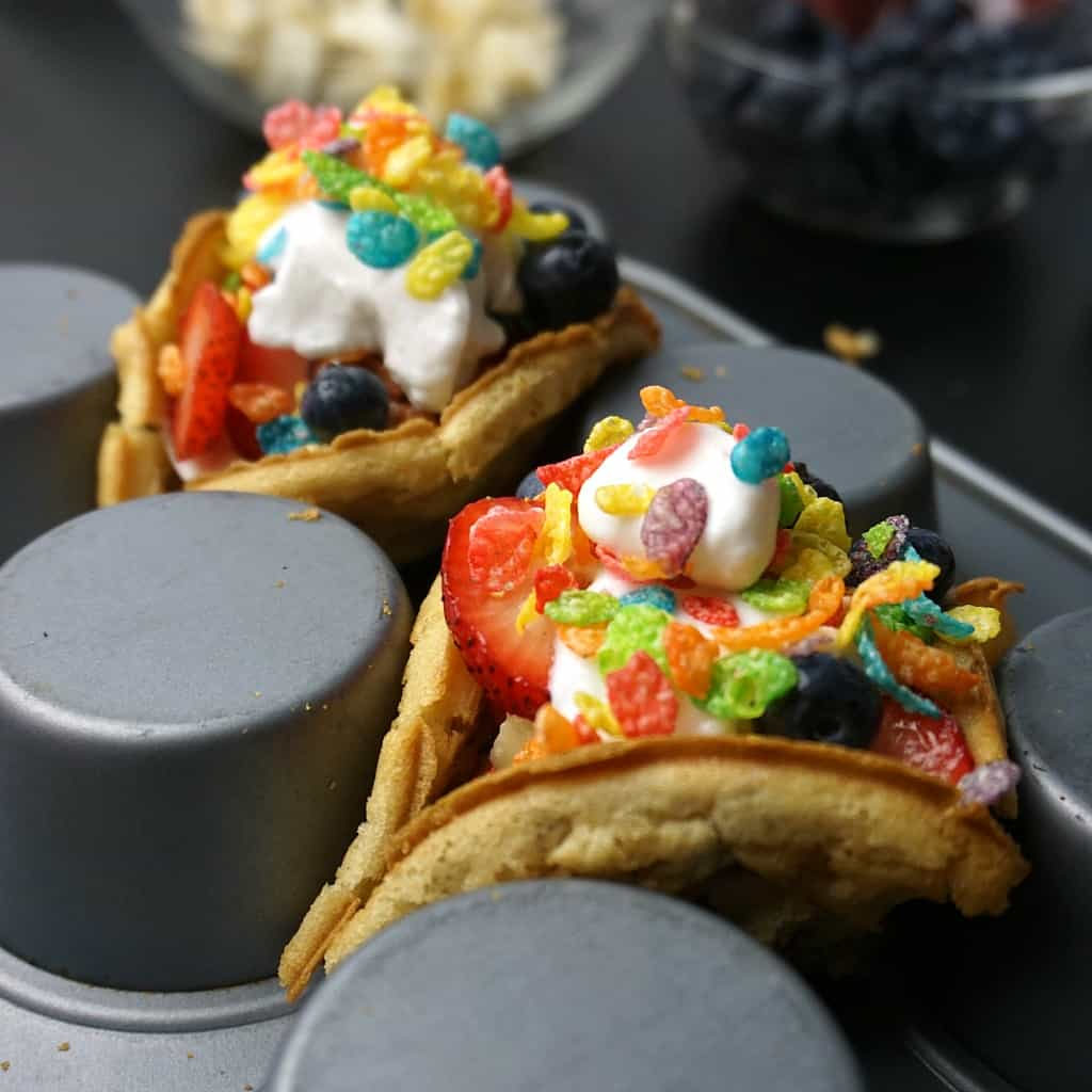 how to make a fruit taco for kids fea