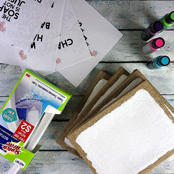 how to make the printable wall art for the bathroom ing