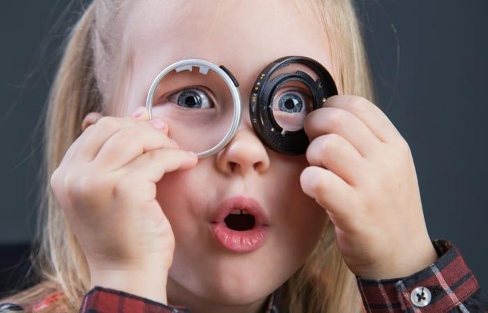 how to teach little kids STEM fea