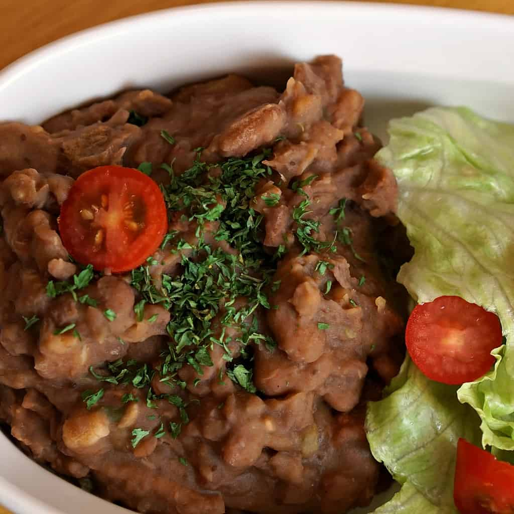 simple refried beans recipe sq