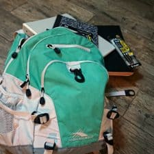 What to Look for in a Backpack for a High Schooler