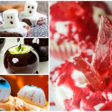 Ridiculously Easy Halloween Treats!