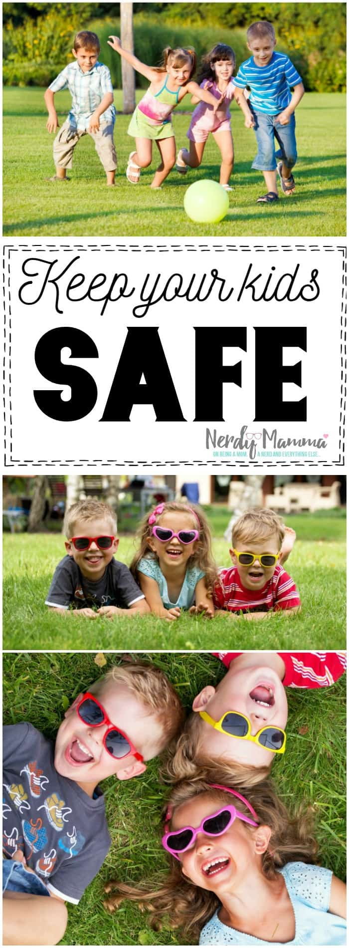 If I got this, I wouldn't need to be worried about where my kids are all the time. It's scary out there and I need to keep them safe.