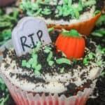 DIY grave cupcakes fea