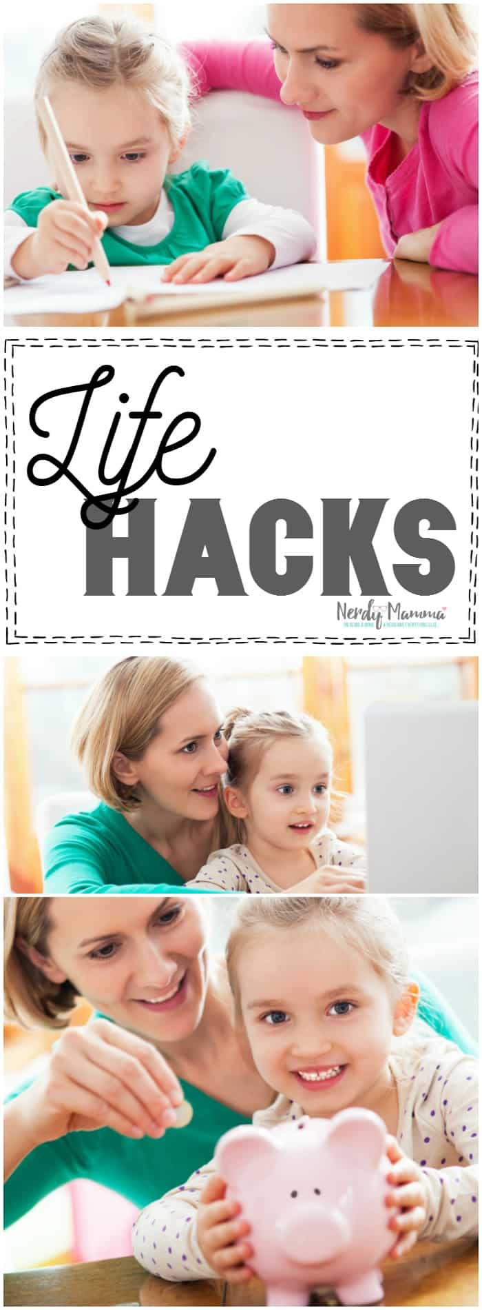OMG, I needed all these life hacks. Plus they're all in one place. Score!