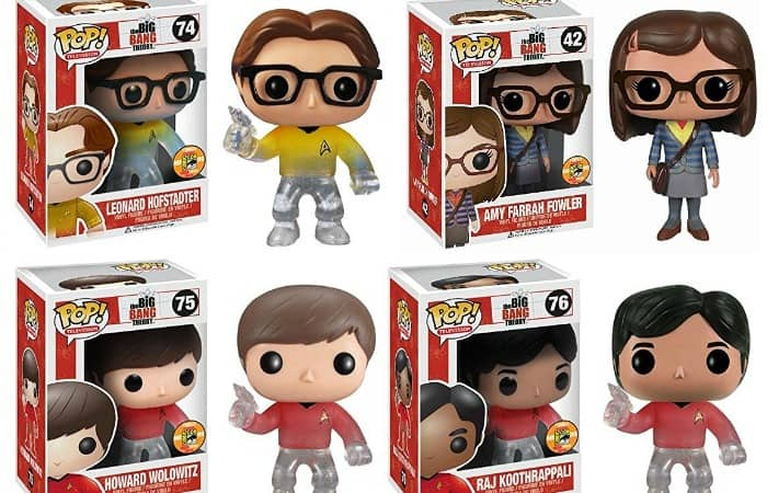 My husband LOVES the Big Bang Theory. He is going to love these ideas for gifts.