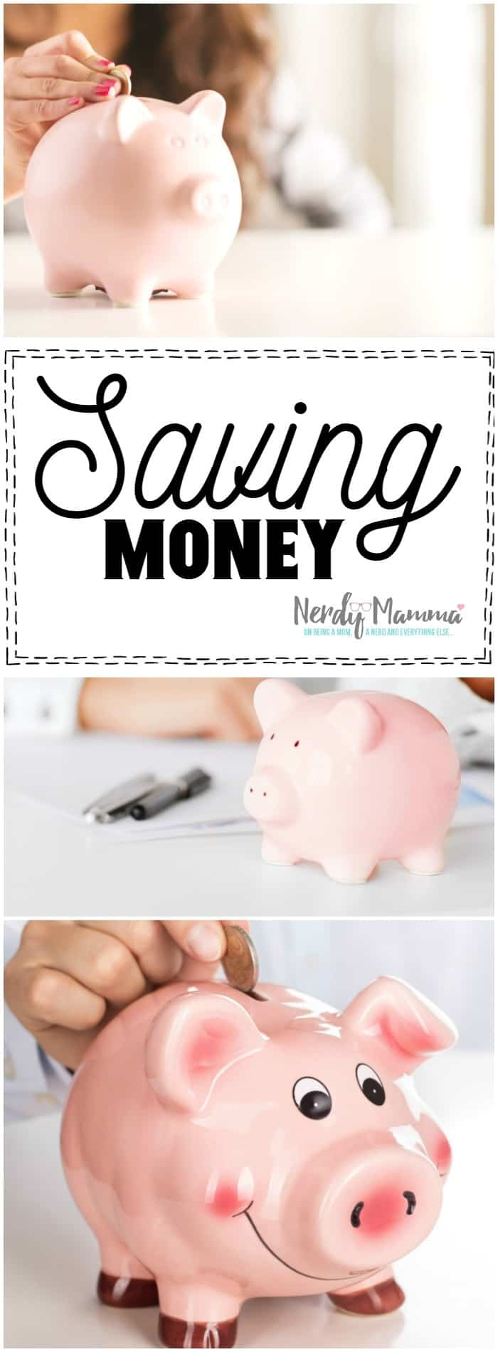 Saving money. Simple as that. I love all these posts that will help me save money.