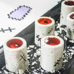 Suddenly I can't wait for a Halloween Party to make these awesome Zombie Shots - I love 'em!