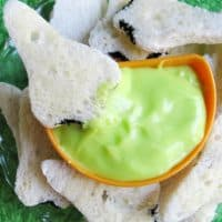 Zombie Snot Dip – An EPIC Halloween Party Dip