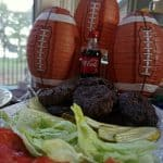 College Game Day Party Tips and a Quick DIY Cornhole Game Tutorial