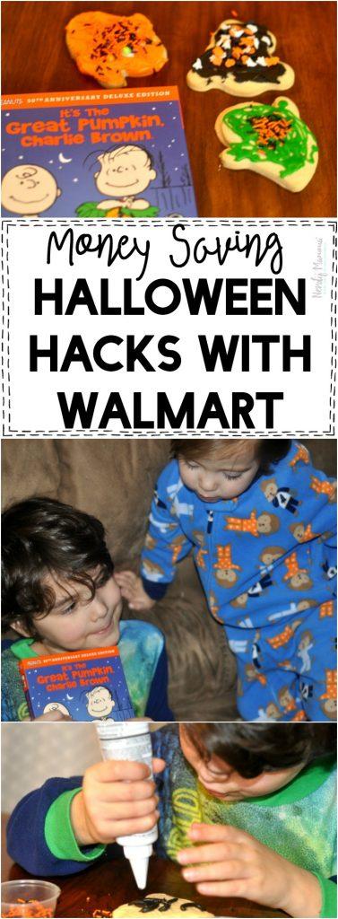 Money Saving Halloween Hacks With Walmart