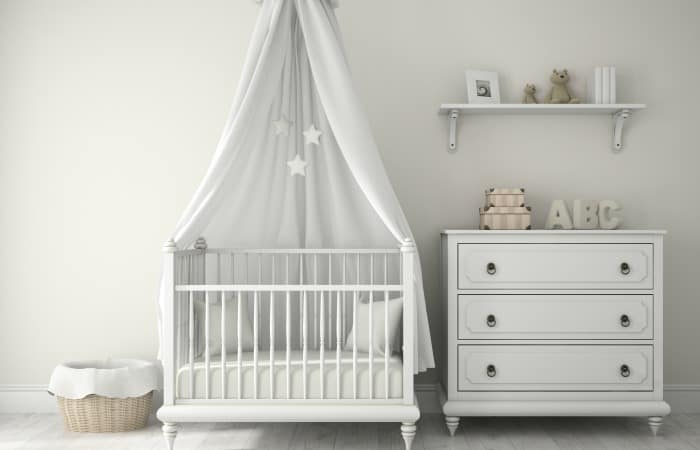 Yay! You're pregnant, now it's time to start decorating! These tips about the basics are awesome!