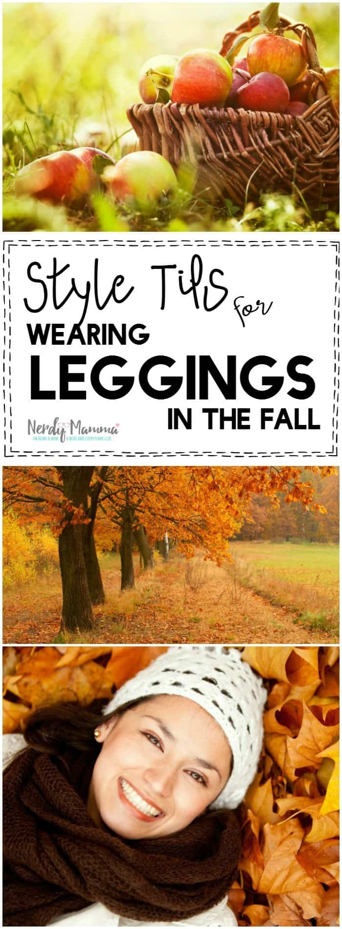 Fall is the best time of year to fall in love with your leggings. You have to try these style tips to make the most of your leggings in the Fall.
