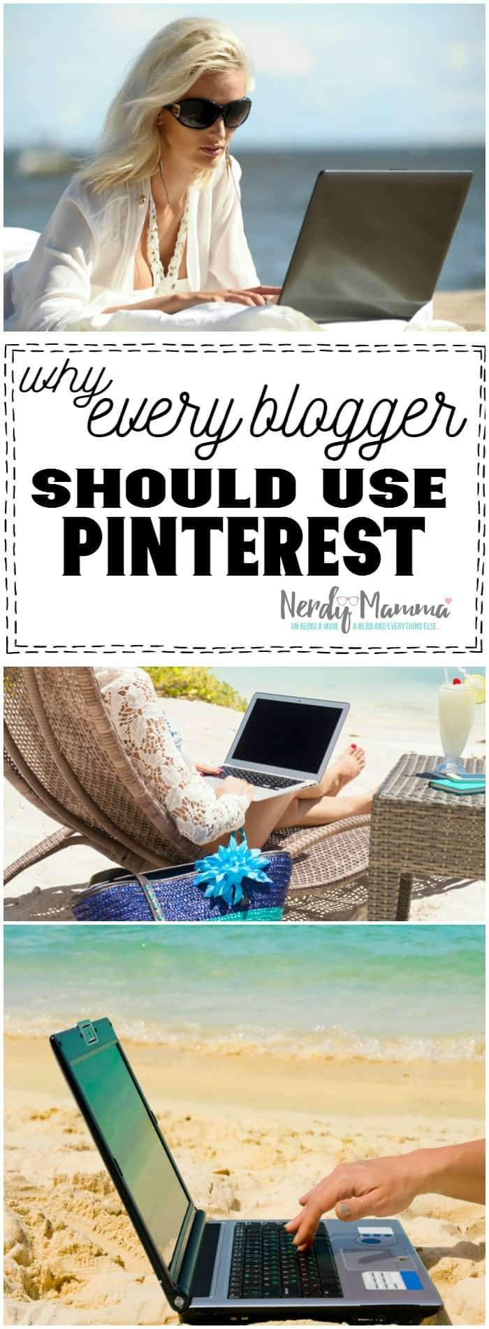 Pinterest is THE PLACE to be if you're a blogger. Let me count the ways....
