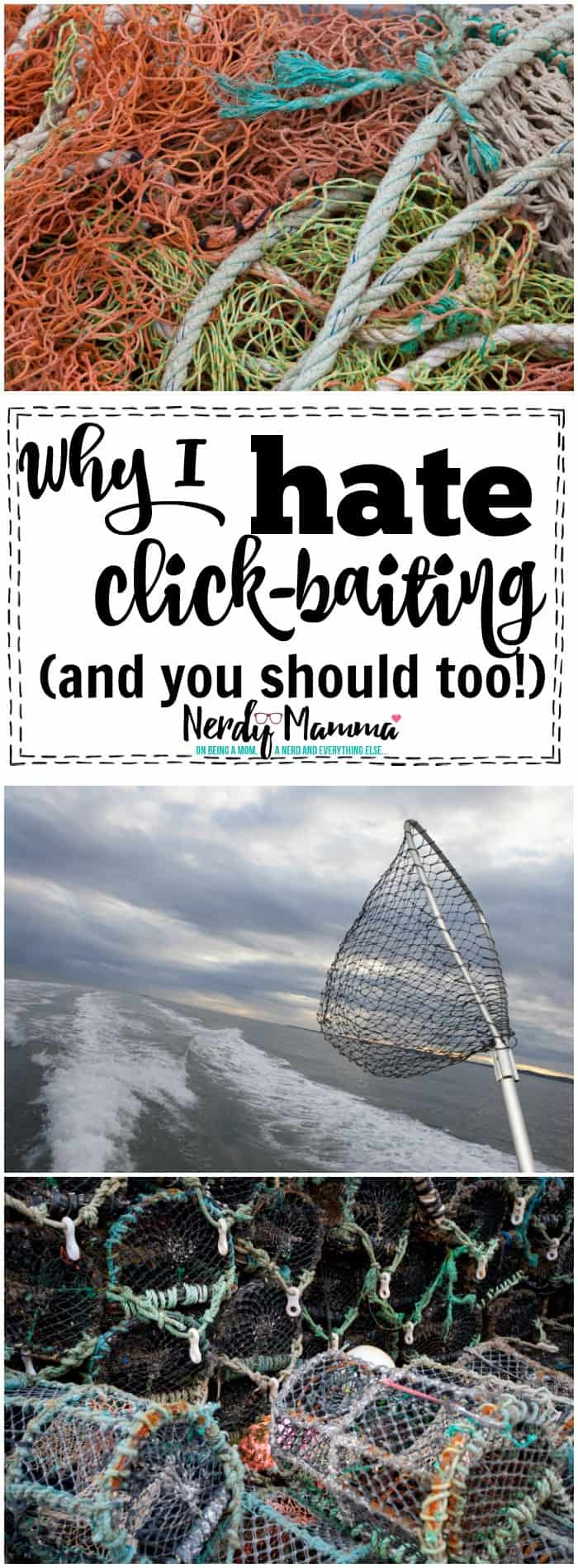 Why I Hate Click-Baiting
