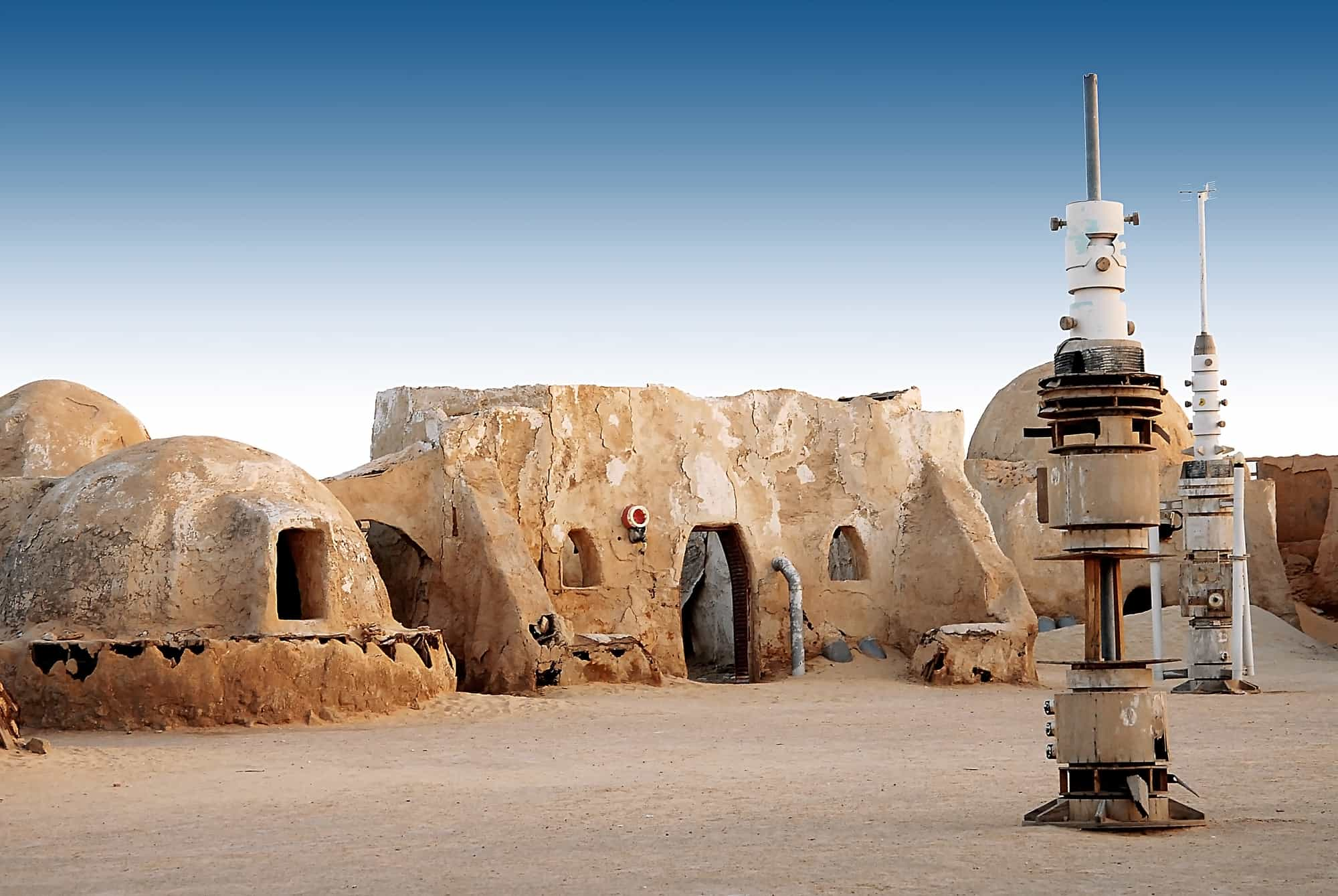 star wars set in tatooine