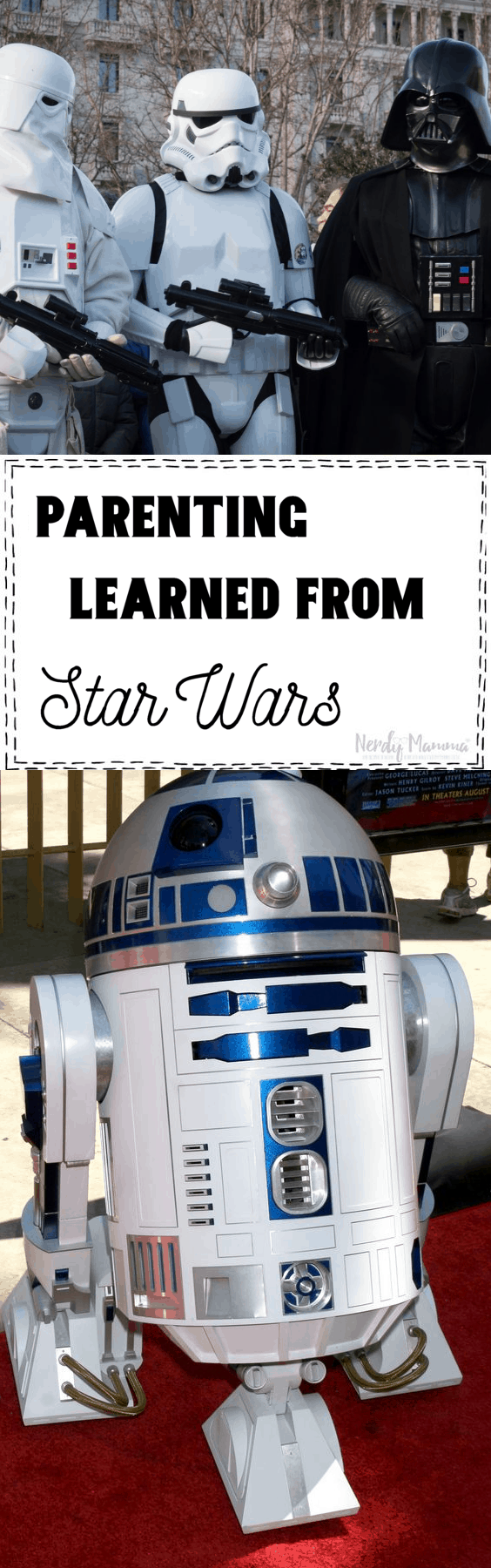 Star Wars is such a popular movie franchise that many fans look to the films for inspiration when dealing with life's issues. This is especially true for fans who are already parents or for those who plan on being parents in the future.