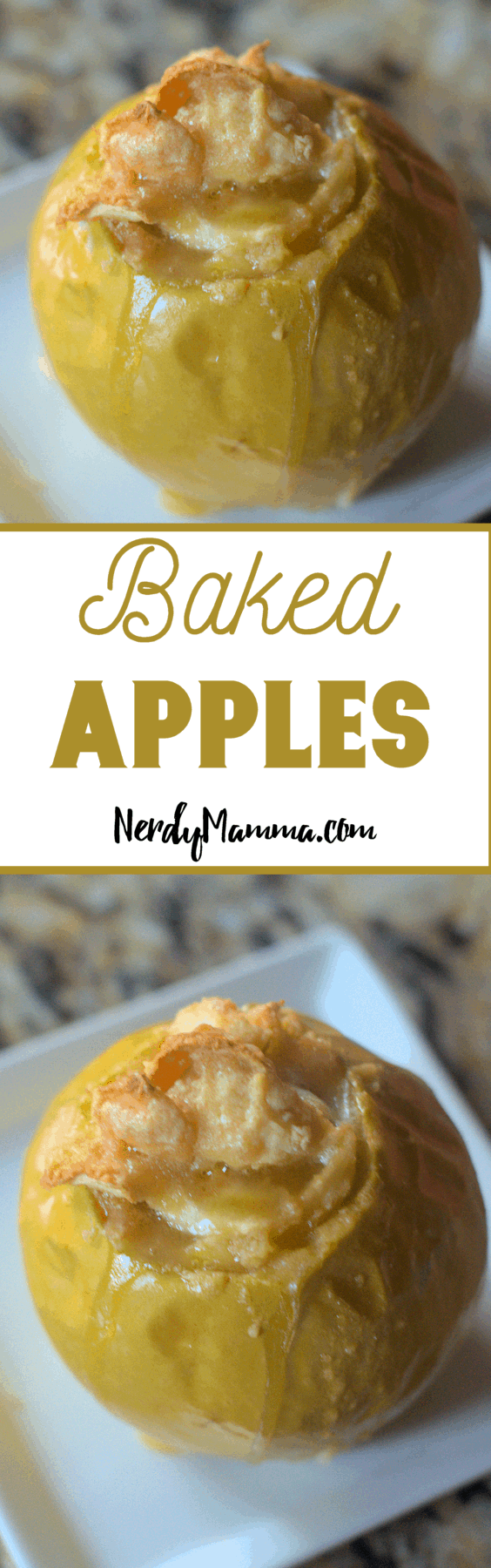 It's just something about the holidays and baked apples ya'll. You know that sweet soft melt in your mouth goodness. Want to wow your guest with a simple yet delish recipe these baked apples are perfect for that.