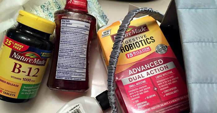 5 Things to have on hand when your whole family is sick