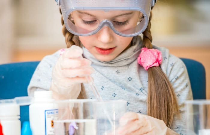 My girls can TOTALLY be badass scientists AND princesses, and so can yours!!