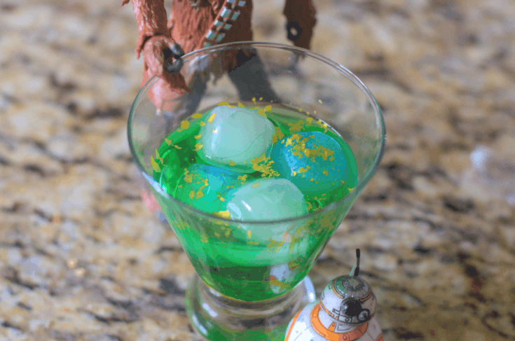 Star Wars Galaxy Far, Far Away Cocktail