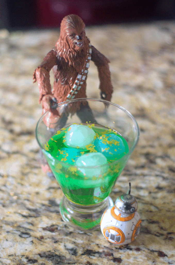 Galaxy Far, Far Away Star Wars Cocktail