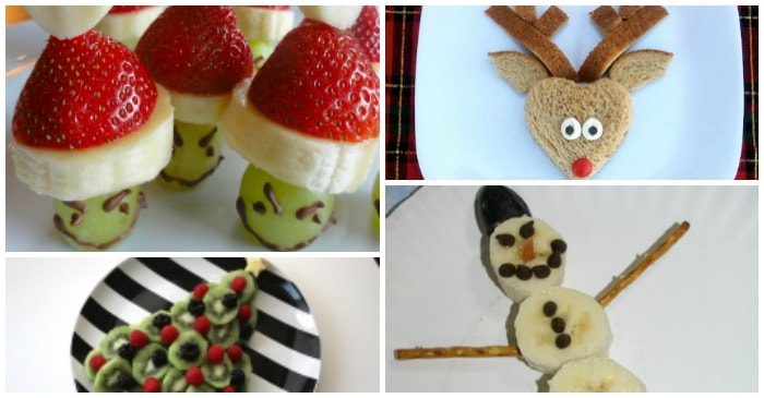 These healthy holiday treats are perfect for school parties!