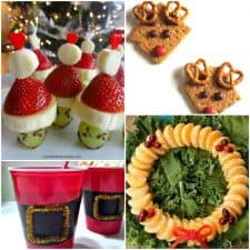 Healthier Holiday Treats for School Parties