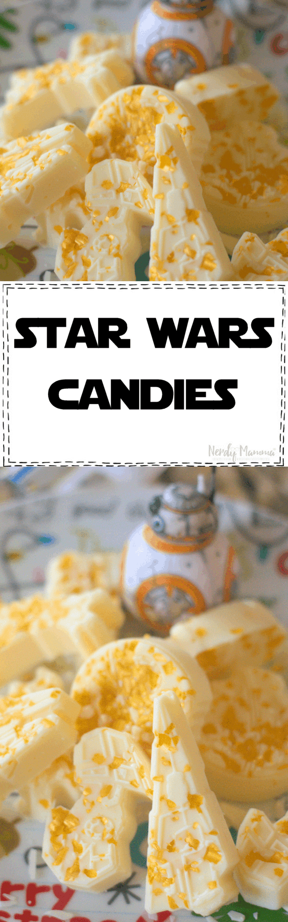 Star Wars Candies!