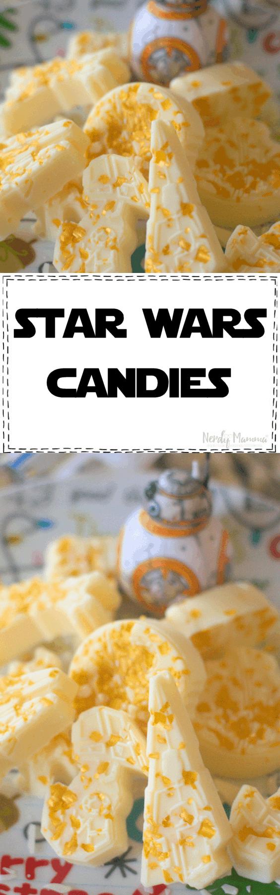 Star Wars Candies!