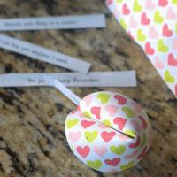 Fortune Cookie Valentines Printable
