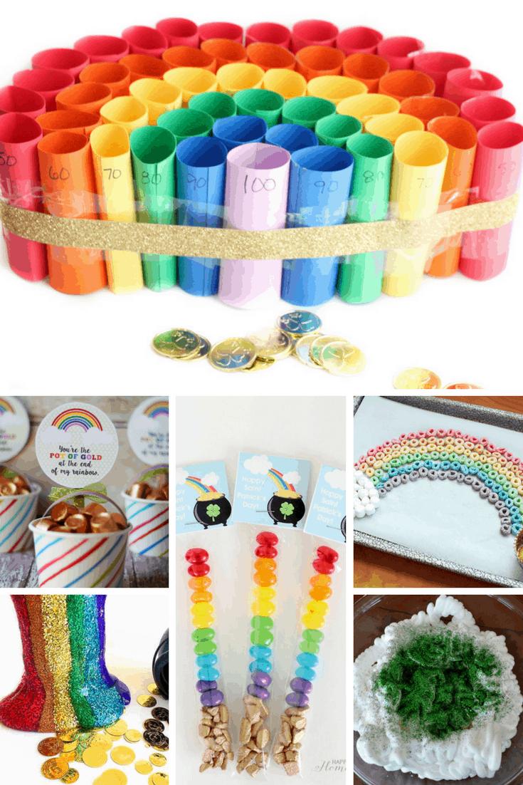 St. Patrick's Kids Crafts