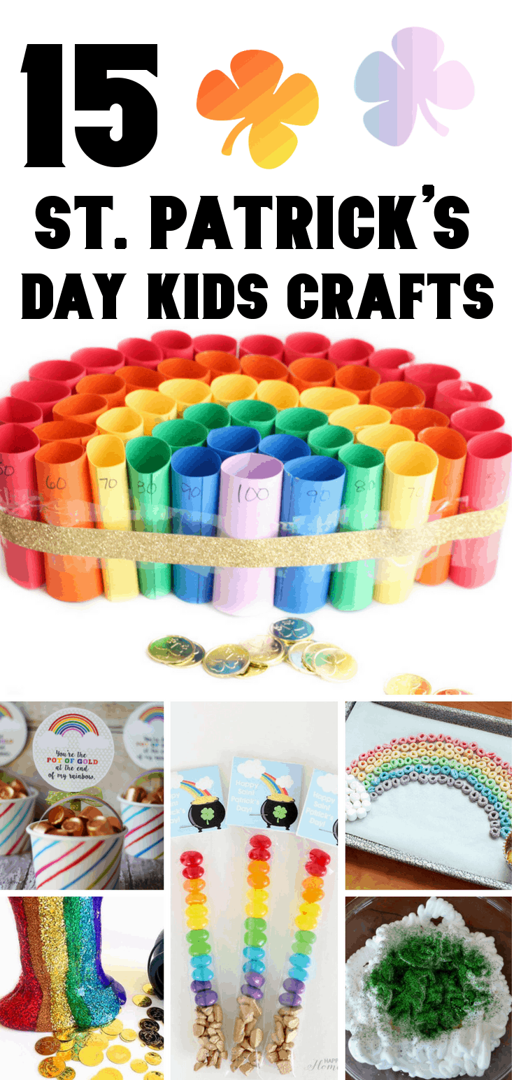 St. Patrick's Kids Crafts