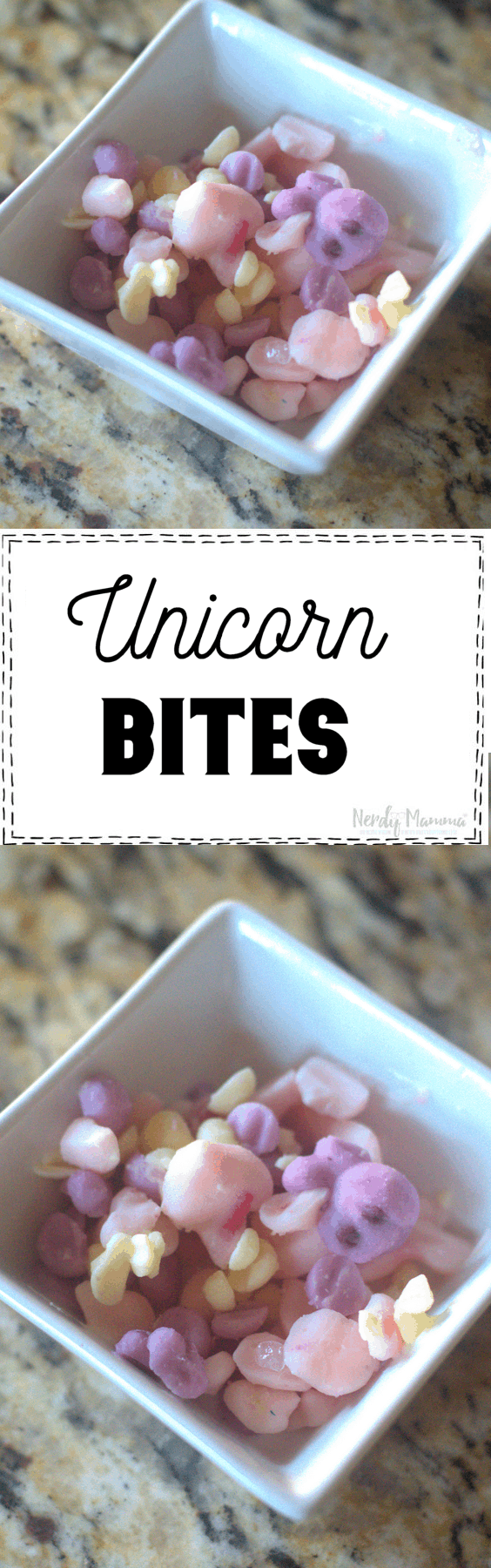 Unicorn Bite treats