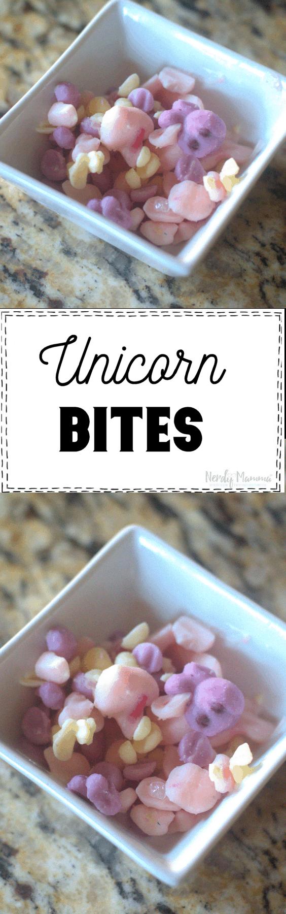 Unicorn Bite treats