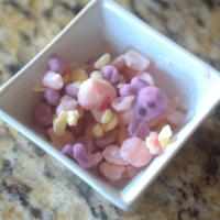 One Ingredient Unicorn Bite Treats