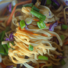 Vegan Asian Stir Fry