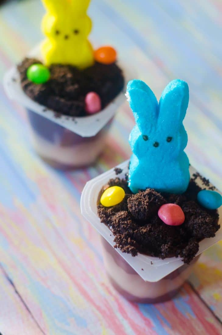 Peeps Patch Easter Cups