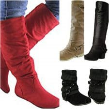 Boots for Ladies Who Love Leggings