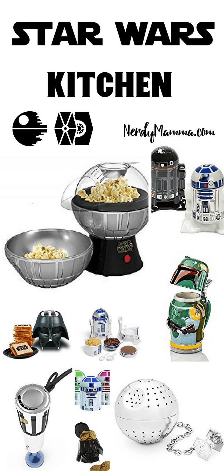 Star Wars Kitchen